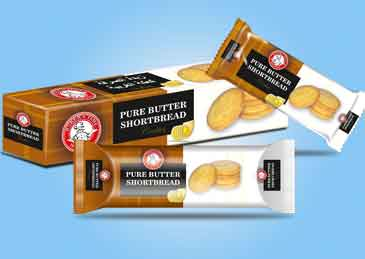 Pure Butter Cookies Biscuits